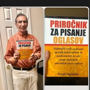 Famous marketing book in Slovenian language 📚